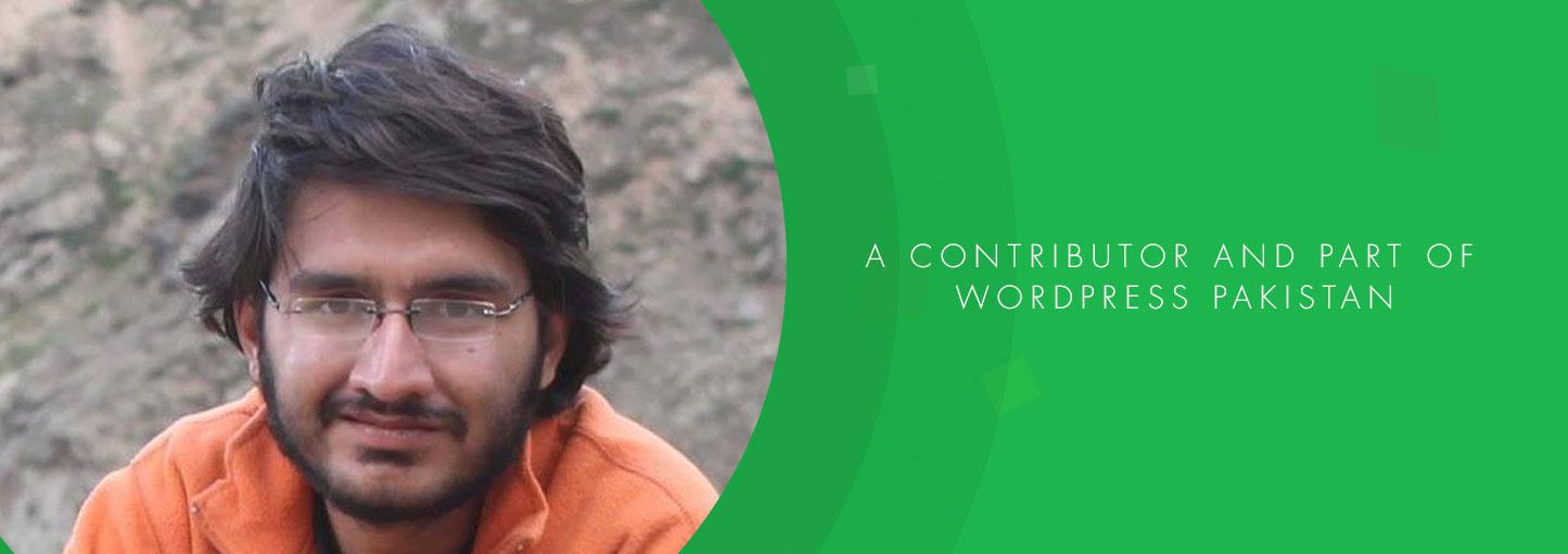WP PK Story #2: Meet Ashar Irfan — WordPress Frontend Developer