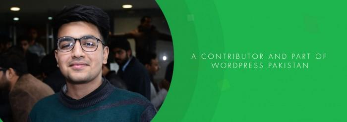 WP PK Story #10: Meet Usama Arshad — Digital Marketing Enthusiast