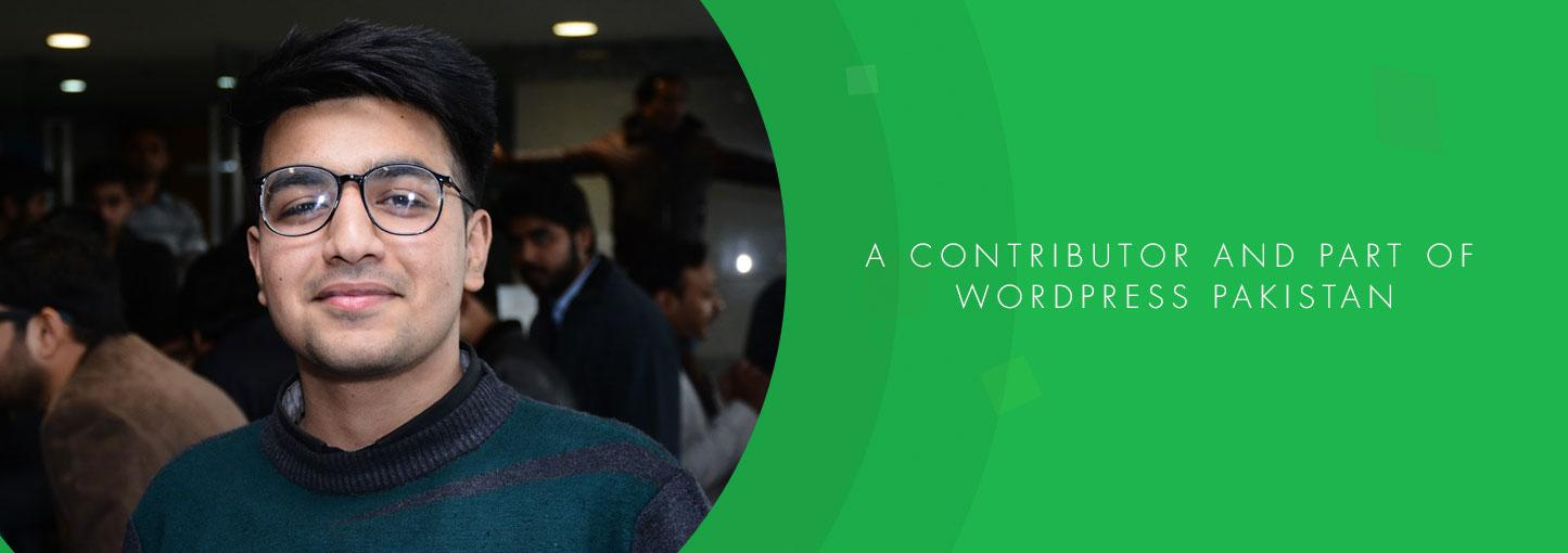 WP PK Story #4: Meet Usama Arshad — Digital Marketing Enthusiast