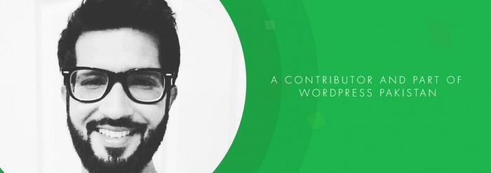 WP PK Story #3: Meet Haroon Q. Raja — ICT Consultant & Developer