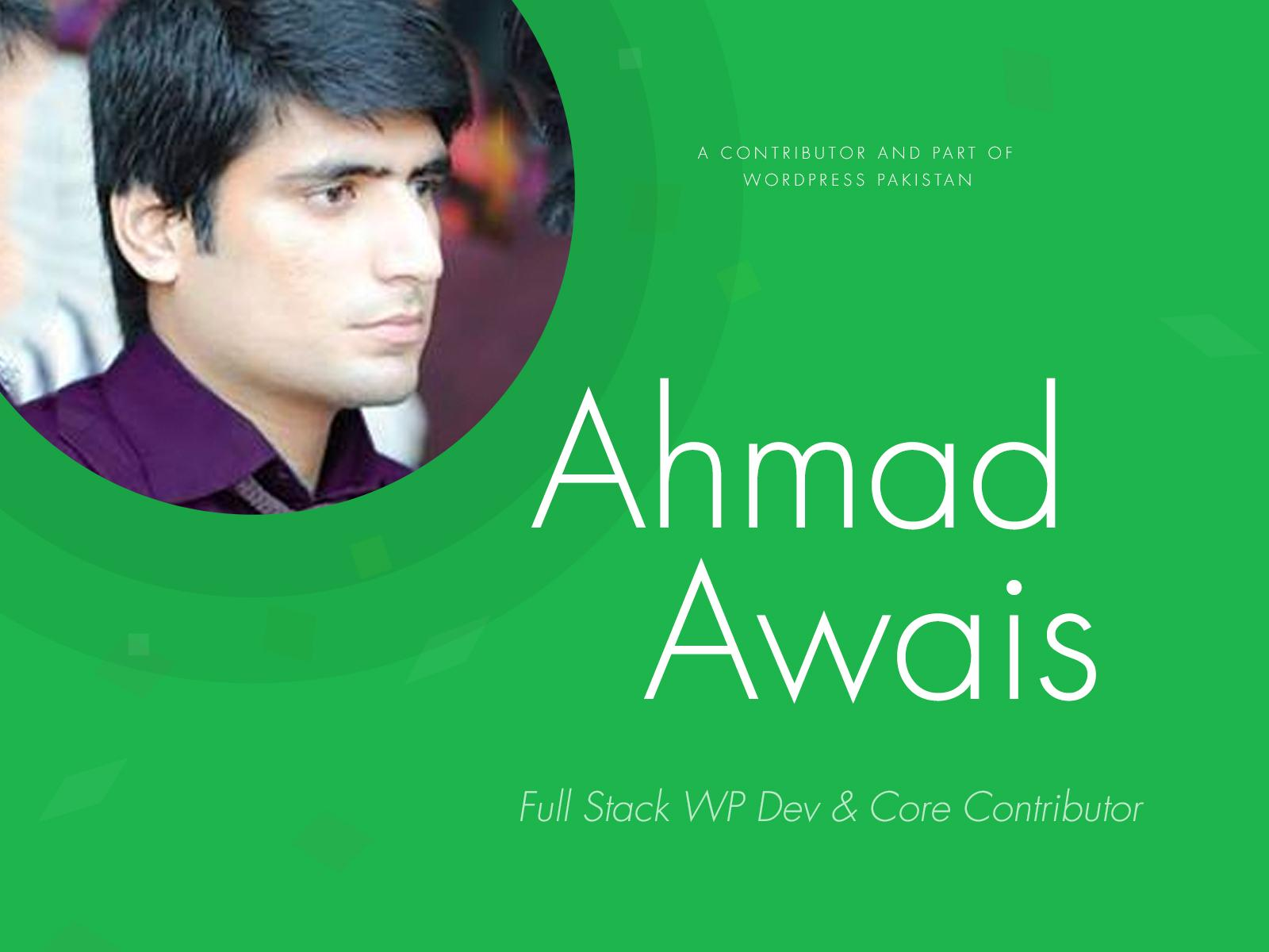 WPPK-Ahmad-Awais-WordPress-Developer-Pakistan